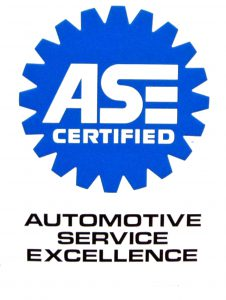 ASE Certification